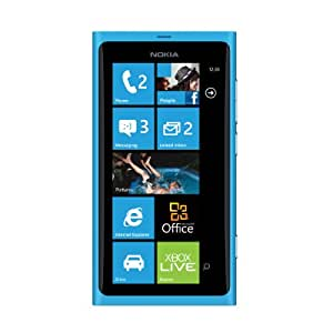 Nokia Lumia 800 (Matte Cyan)