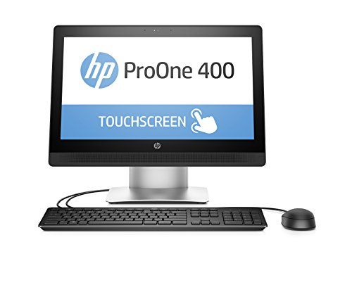 "HP ProOne 400 G2 2.5GHz i5-6500T 20"" 1600 x 900Pixel Touch screen Argento"