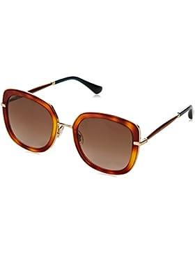 Jimmy Choo Glenn/S J6, Gafas de Sol para Mujer, Hv Glitterbw, 52