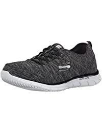 Skechers Glider-Electricity, Zapatillas para Mujer