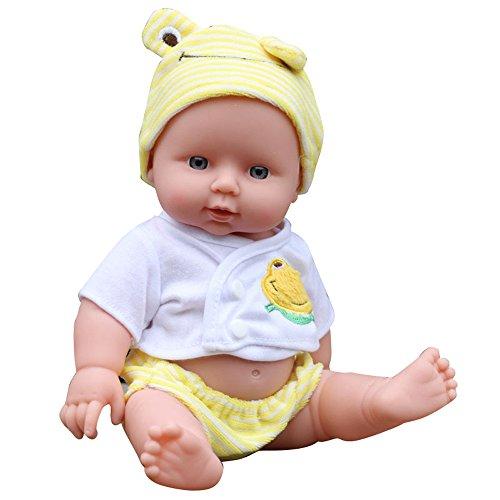 Careshine Reborn Babypuppe Weiche Vinyl Silikon Lebensechte Sound Lachen Schrei neugeborenen Spielzeug für jungen Mädchen Geburtstagsgeschenk