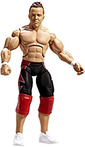 TNA Deluxe Impact - AMAZING RED seven inch Collectable Action Figure