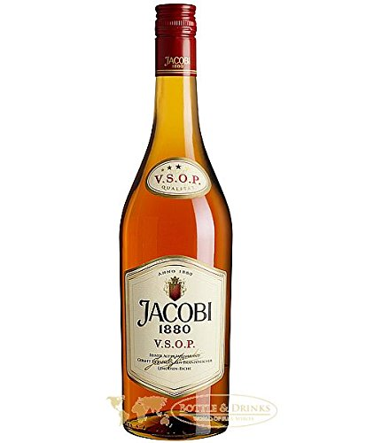 Jacobi 1880 VSOP Weinbrand 0,7 Liter