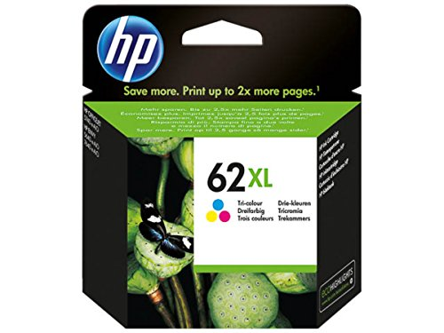 Hp original – hp – hewlett packard envy 5540 e-all-in-one (62 x l/c 2 p 07 ae) – testina di stampa (ciano, magenta, giallo) – 415 pagine