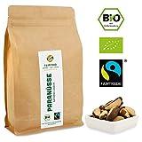 Bio Fairtrade Paranüsse: Naturbelassen (500g) aus Bolivien