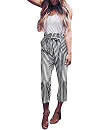 Amazon.fr   Pantalons - Femme   Vêtements fdde7815c76