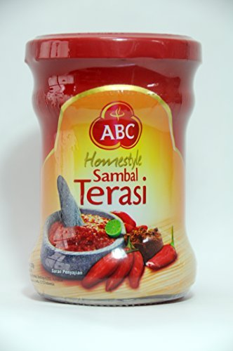 ABC Sambal Terasi - Garnelen-Chili-Paste, 180 Gramm