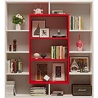 librerie moderne - Rosso: Casa e cucina - Amazon.it
