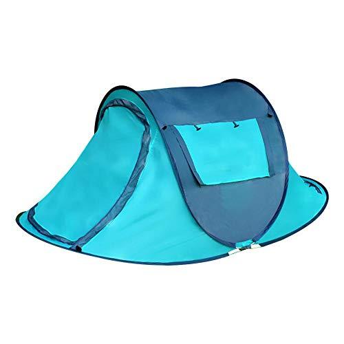 Pop up Zelte für 2-4 Personen Wasserdicht Winddicht Camping Dome Zelte Tragbares Automatisches Zelt für Outdoor Wandern Reise Festival Familie Angeln