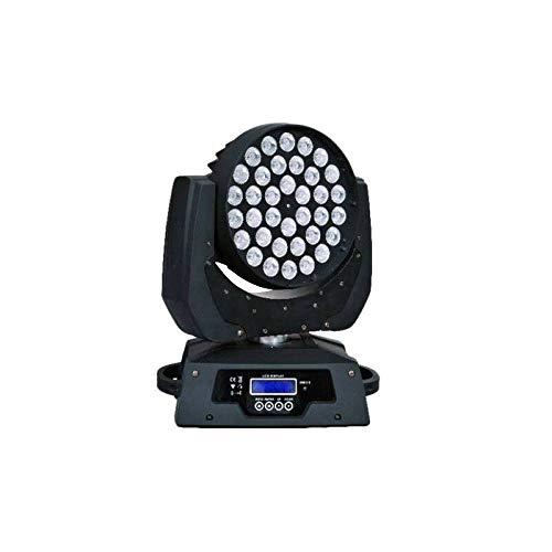 36x10W Moving Head 4in1 Bühnenbeleuchtung LED Disco Scheinwerfer show Stage-Lighting DMX DJ Club Bar für Disco KTV Club Party Par 36 Pin Spot