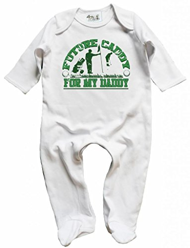 dirty-fingers-future-caddy-for-my-daddy-baby-golf-sleepsuit-0-3m-white