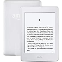 """Certified Refurbished Kindle Paperwhite, 6"""" High Resolution Display (300 ppi) with Built-in Light, Wi-Fi - White"""