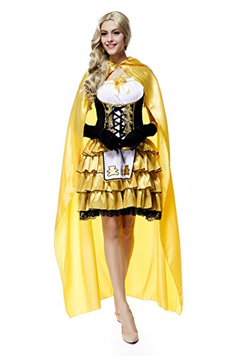 Qiji - Robe - Femme multicolore multicolore taille unique Multicolore