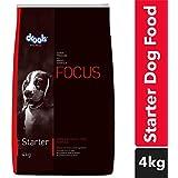 Drools Focus Starter Super Dog Food, 4kg