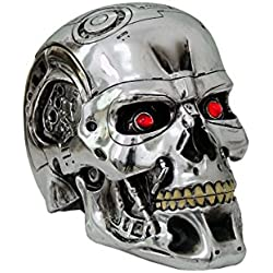 Nemesis Now - Terminator 2 Judgment Day - T-800 head- NOW0949 - IN STOCK - New by Nemesis Now