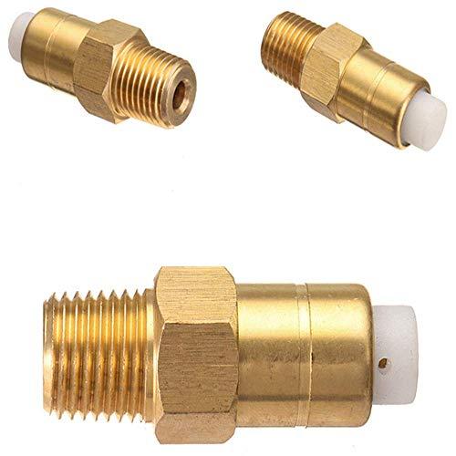 Clapet de sécurité en laiton pour nettoyeur haute pression Pompe à eau