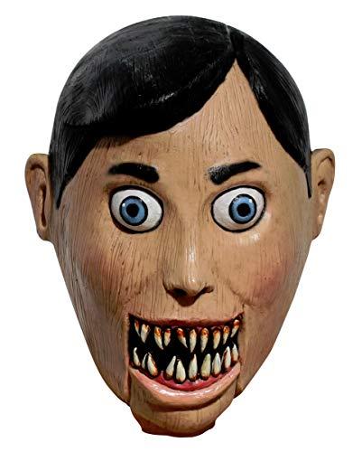 uchredner Puppe Maske ALS Halloween Maskierung ()