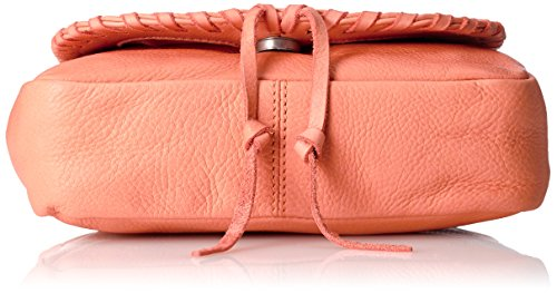 Amsterdam Cowboys - Bag Tadley, Borsa a tracolla Donna Rosa (Pink (Coral 660))