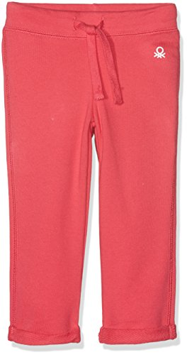 united-colors-of-benetton-trousers-pantalon-de-sport-fille-rose-fuchsia-7-8-ans-taille-fabricant-med