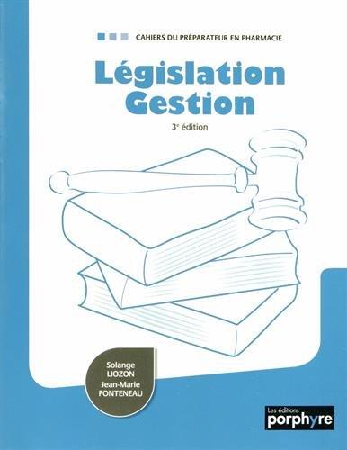 Legislation Gestion