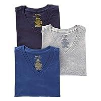 Polo Ralph Lauren Slim Fit T-Shirt Set for Men - Multi Color