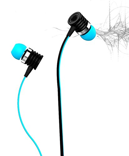 SUMMER SALE ! Drum Bass ( 3n1 ) Universal supported 3.5 Earphone with MIC Compatible Samsung OnePlus Lenovo Xiaomi Motorola Asus Honor Intex Oppo Cool pad Gionee HTC Vivo Micromax data wind LeEco Lava LYF Spice Blackberry Infocus Mobile Power banks Mp3 Players Android Mobile Phone / Apple IPhone, IPad, IPod, windows series Mobile phones, Tablets, MP3 Players - 7 Colours EZ171-Sky Blue  available at amazon for Rs.249