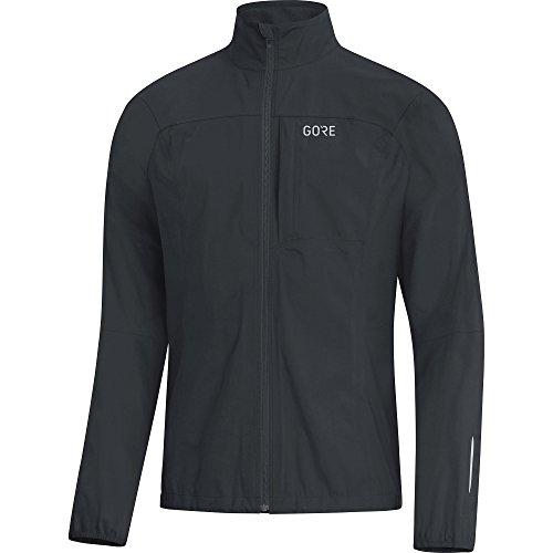 Gore Wear Herren R3 Tex Active Jacke, Black, XXL (Paspel Ärmel)
