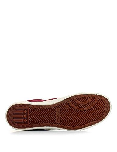 Gant Hero, Sneakers basses homme Rouge (Mahagony)
