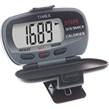 Timex Pedometer With Flip Top