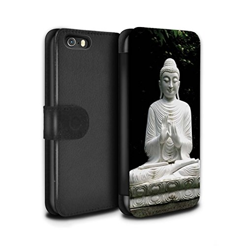 stuff4-pu-cuero-funda-carcasa-folio-cover-en-para-el-apple-iphone-5-5s-serie-paz-interior-buda-de-pi