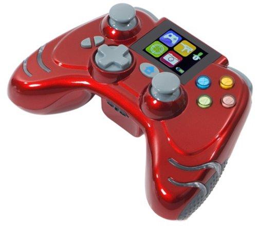 Xbox 360 - Wildfire EVO Wireless Controller, rot