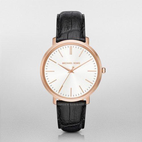 Michael Kors Women's Jaryn Black Watch MK2472