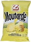 Zweifel Moutarde Chips mit Schweizer Alpensalz & Rapsöl - 5er Pack 5 x 90 g, 450 g