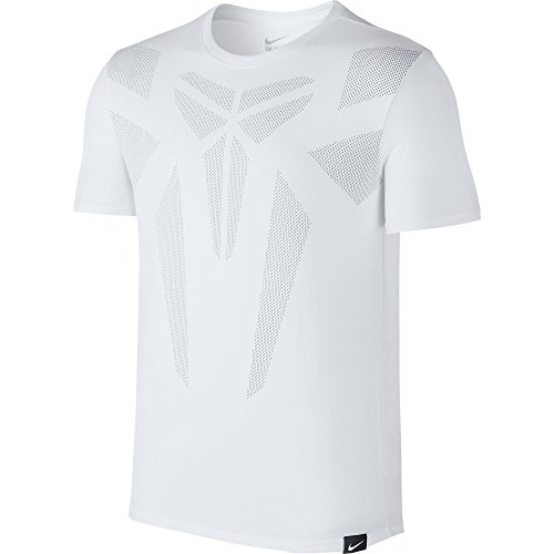 Nike Brand Mark 1 - T-Shirt Linie Kobe Bryant Herren, Farbe Weiß, Größe 2XL