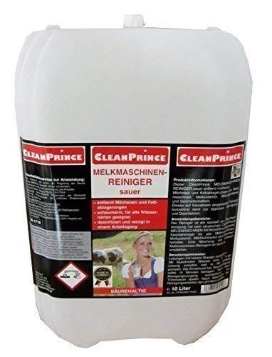 10 Liter Melkmaschinenreiniger sauer Reinigungsmittel, gebraucht gebraucht kaufen  Wird an jeden Ort in Deutschland