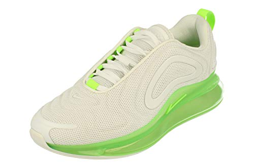 Nike Air MAX 720 Mujeres Running Trainers AR9293 Sneakers Zapatos UK 7 US 9.5 EU 41, White Summit White...