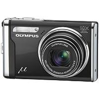 """Olympus  9000 Appareil photo compact numérique 12 Mpix Zoom optique 10x Ecran LCD 2,7"""" Noir"""