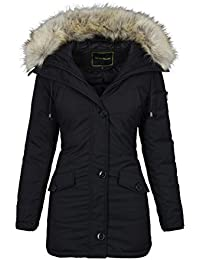 Golden Brands Selection Designer Damen warme Winterjacke Winter Parka Jacke  Winddicht B513 7b25ed71ff