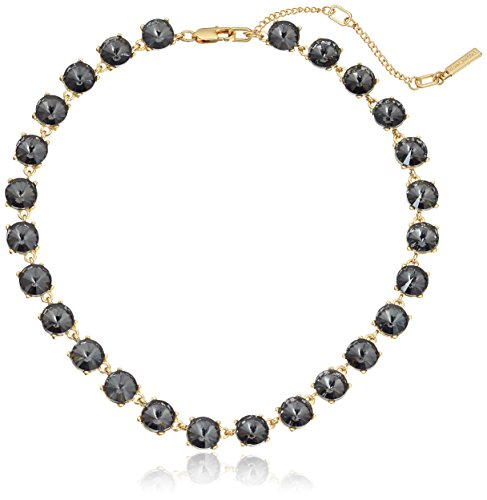 kenneth-cole-new-york-bond-and-burgundy-black-diamond-faceted-stone-collar-necklace-15-4-extender