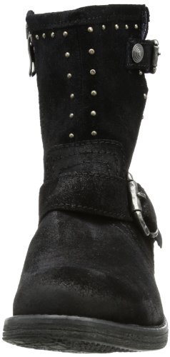 REPLAY Cherye GWL18 .000.C0004L Damen Biker Boots Schwarz (BLACK 3)