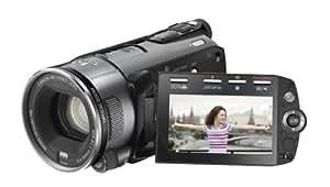 Canon LEGRIA HFS100 Full-HD Camcorder (SDHC/SD-Card, 10-fach opt. Zoom, Bildstabilisator)