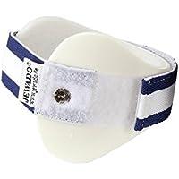 JEWADO® Epicondylitis-Spange, Epi Bandage, Farbe Weiss, Größe S (24-25 cm) preisvergleich bei billige-tabletten.eu