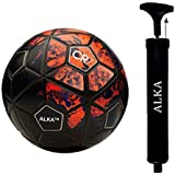 Combo CR Seven RED Football with AIR Pump