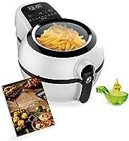 Tefal ActiFry Genius FZ7600 hetelucht-friteuse, voor gezonde recepten, 1,2 kg inhoud, verstelbare temperatuur tot 220...