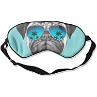 Sleep Mask Pug Life Eye Cover Blackout Eye Masks,Soothing Puffy Eyes,Dark Circles,Stress,Breathable Blindfold... preisvergleich bei billige-tabletten.eu