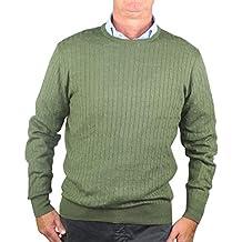 timeless design a1e00 ec199 Amazon.it: Pullover Uomo Cashmere