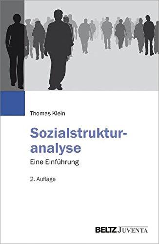 Sozialstrukturanalyse: Eine Einführung
