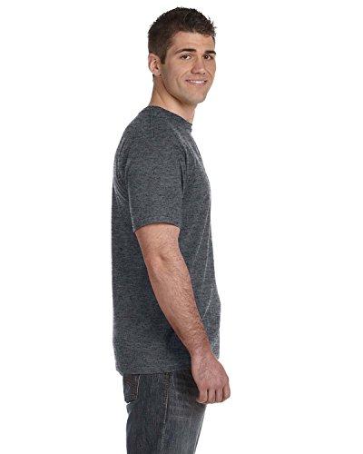 Koi auf American Apparel Fine Jersey Shirt Heather Dark Grey