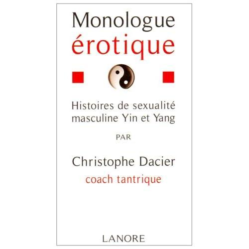 Monologue érotique : Histoires de sexualité masculine yin et yang