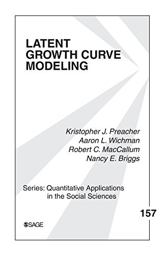 Latent Growth Curve Modeling (Quantitative Applications in the Social Sciences Book 157) (English Edition)